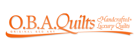 O.B.A. Quilts (Original Bed Art) Handcrafted Luxury Quilts